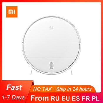 NEW Xiaomi Mijia Mi Robot Vacuum Cleaner G1 Sweeping Mopping Cordless Washing 2200PA cyclone Suction Smart Planned WIFI for Home